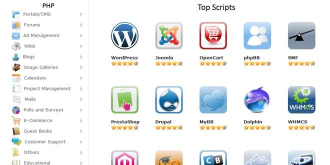 Script installer